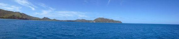 Angicamaro. Roland Leimer Boote: Pazifik, der Stille Ozean